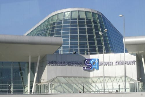 Sofia Airport is one of the fastest growing airports in Europe