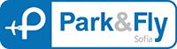 Logo Park and Fly - паркинг до летище София