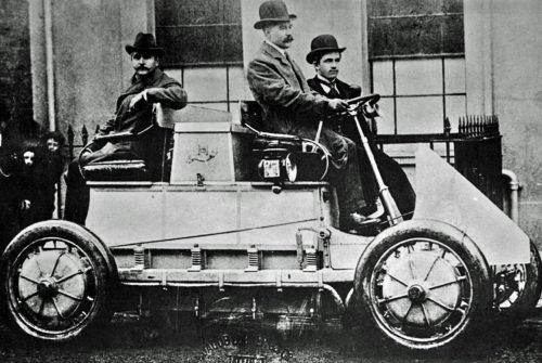 Как са се появили plug-in автомобилите